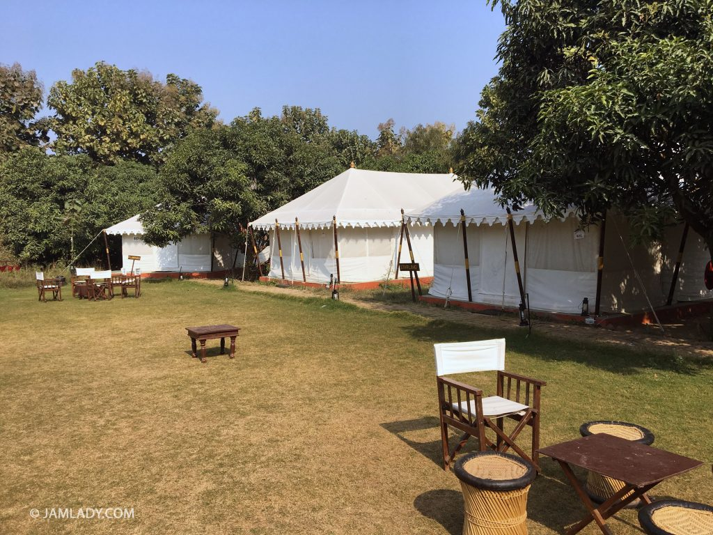 Abarar Place and Jungle Camp, Ranthambhore, India