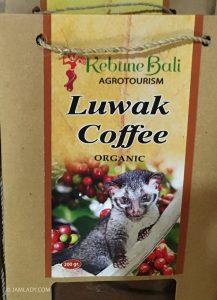 Luwak Coffee, Bali, Indonesia